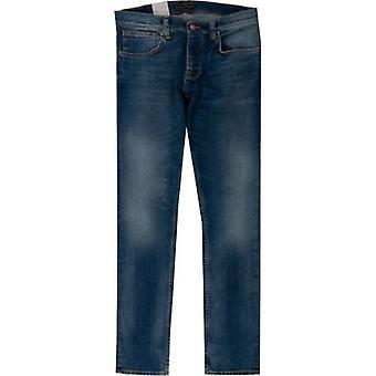 Nudie Jeans Grim Tim Slim Fit Jeans