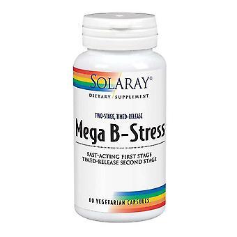 Solaray Mega B-Stress, 120 Kapseln