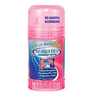 Naturally Fresh Crystal Deodorant, FEMALE, 4.25 OZ