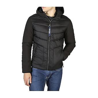 Yes Zee - Clothing - Jackets - 0236_J876_M900_0801 - Men - Schwartz - L