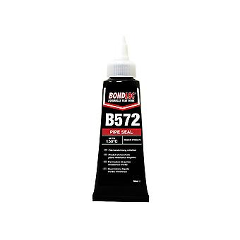 Bondloc B572 Pipe Seal Slow Cure 50ml BONB57250