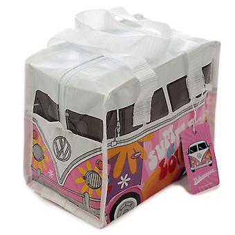 Puckator VW T1 Camper Bus Pequeño Summer Love Almuerzo Bolsa