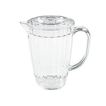 What More Roma Jug Clear Acrylic 20550