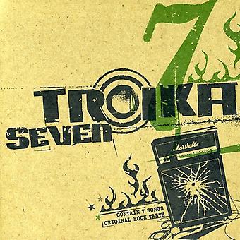 Troika - Seven [CD] USA import
