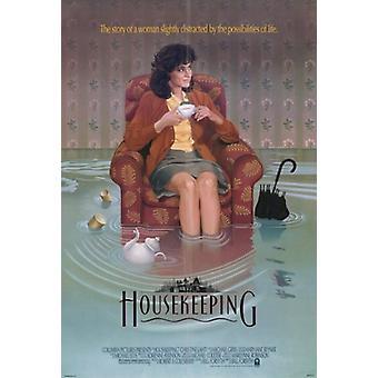 Zimmermädchen-Film-Poster (11 x 17)