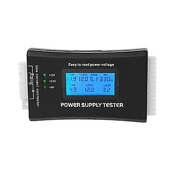 Lcd Pc / Computer Hdd Power Supply Tester