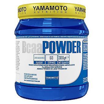 Yamamoto Nutrition BCAA Powder 300 gr