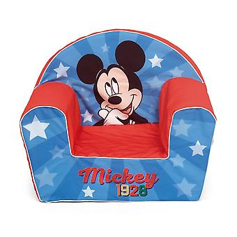 Fauteuil enduit mickey mouse