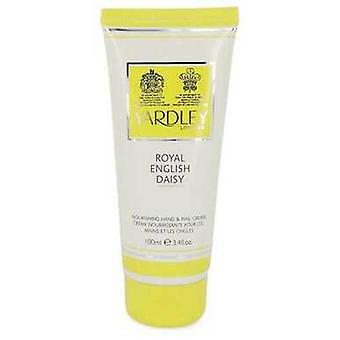 Royal English Daisy By Yardley London Hand And Nail Cream 3.4 Oz (women) V728-550625