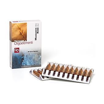TRITICUM + MN + CU (MANGANESE / RAME) 2 20 vials of 2ml