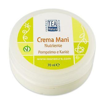 Nourishing Hand Cream 70 ml of cream