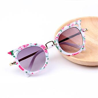 1pc Elegante Olho de Gato Óculos de Sol Vintage Cute Party Eyewear