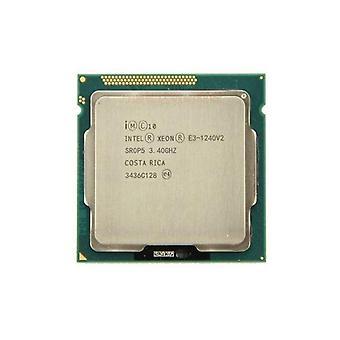3.40 Ghz Sr0p5 Lga1155 E3 1240 V2 prosessori