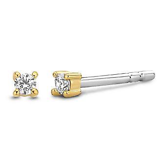 Women's earrings Ti Sento Jewelry - Malachite lights