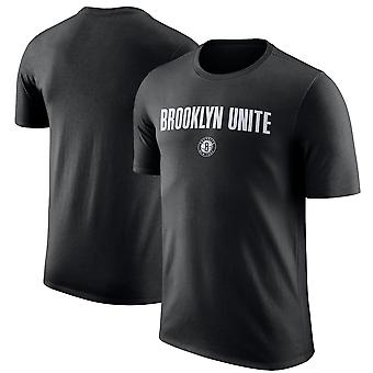 Brooklyn Nets Kort T-shirt Sports Toppar 3DX077