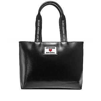 Rakkaus Moschino Logo Shopper Laukku