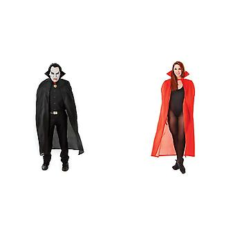 Bristol Novelty Unisex Adults Dracula Cape