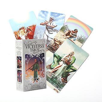 Vice Versa Tarot  Cards