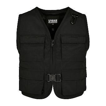 Urban Classics Women's Vest Short Tactical