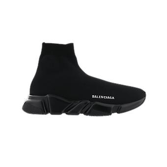 Balenciaga Speed Lt Recy.K/S.Mono Merch Black 645056W2DBP1013 shoe