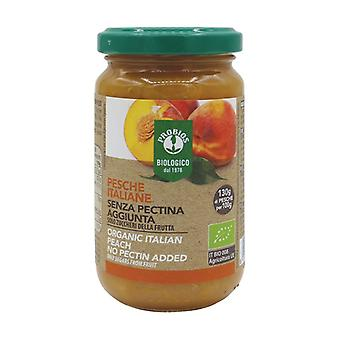 Italian peach compote without added pectin 220 g