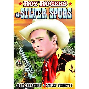 Silver Spurs (1943) [DVD] USA import