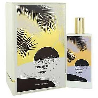 Memo Tamarindo By Memo Eau De Parfum Spray (unisex) 2.5 Oz (women) V728-547595