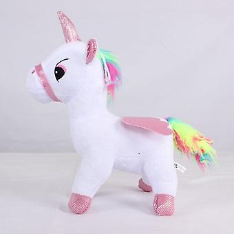 Cartoon Unicorn Tutu Pony Horse Princess Printed Kids Short Skirt