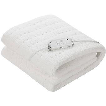 Medisana Fleece Heat Underbed (Maxi) HU 672 0.8×1.5 m White