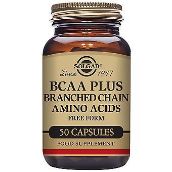 Solgar Bcaa Plus 50 capsules
