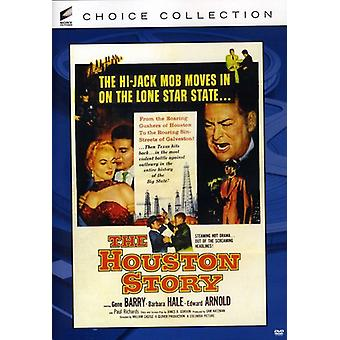 Houston Story [DVD] USA import