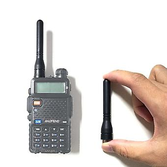 7.5cm Mini Size Uhf Band Talkie Talkie Antenna Two Way Radio Gain For Uv-5r 5re