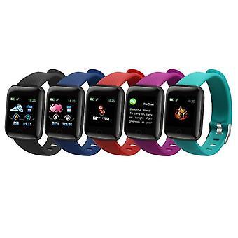 Sport Smart Watch Pulsera color pantalla frecuencia cardíaca Monitorización de la presión arterial