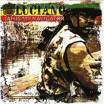 Luciano - Jah Is My Navigator [CD] USA import