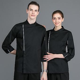 Reštaurácia Pre mužov a ženy Reštaurácia Cooking Jackets Hotel Chef Uniform