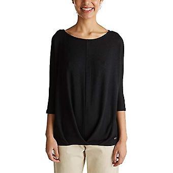edc av Esprit 030cc1k343 T-Shirt, 001/Black, S Woman