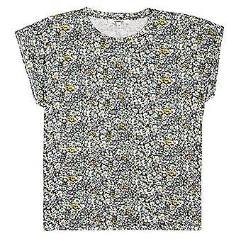 Garcia C10214 T-Shirt, Powder Blue, XL Woman