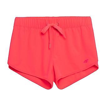 4F SKDT003 H4L21SKDT003KORAL universal summer women trousers