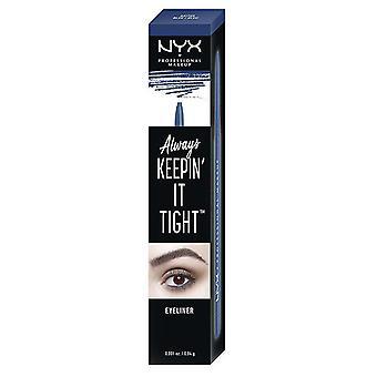 NYX Professional Make Up NYX Always Keepin It Tight Eye Liner 0.04g Bleu