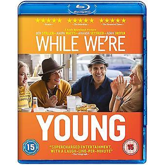 Alors que nous sommes jeunes Blu-ray