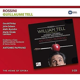 Antonio Pappano - Rossini: Guillaume Tell [CD] USA import