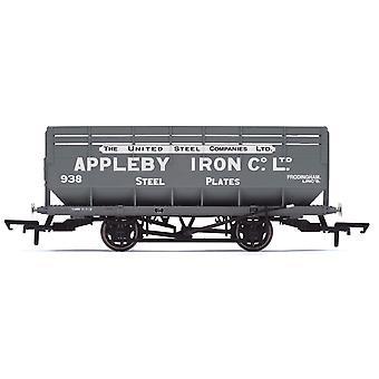 הורנבי 20T קוקה קולה עגלה אפלבי ברזל ושות' 938 עידן 3 דגם רכבת