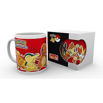 Pokemon Brand Partners mugg