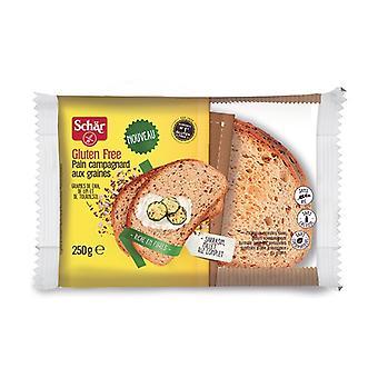 Lantbröd med frön 250 g