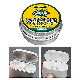 Reusable Dust Remover Cleaning Mud Tool Kit For Airpods Mobile Phones Laptop