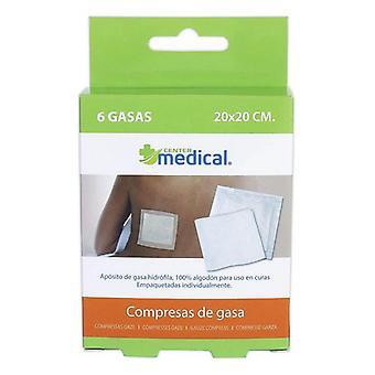 Sterilized Gauze (6 uds)