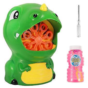 Enfants Électrique Bubble Machine Maker Enfants Intérieur Extérieur Amusant Toy