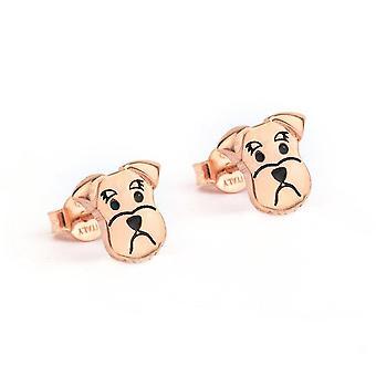 Jack & co pets - schnauzer earrings jce0837