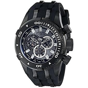 Invicta Men's Reserve 0979 Chronograph Black Quartz Watch