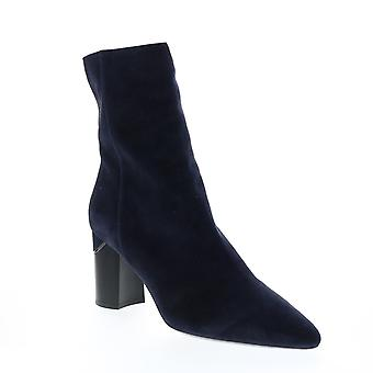 Aquatalia Adult Womens Phila Dress Suede Ankle & Booties Boots